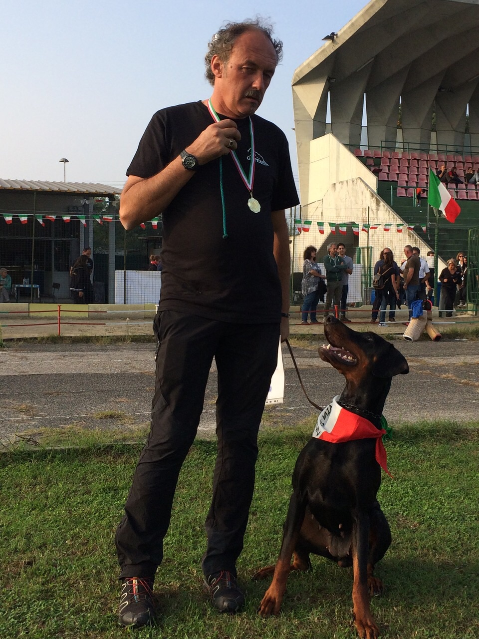 Lollo von Bavaria - Beste Fährte 99 Punkte